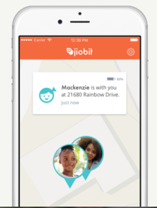 Jiobit - App - Mackenzie & Mom
